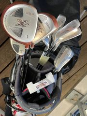 Wilson X31 Damen Komplettset Golfschläger