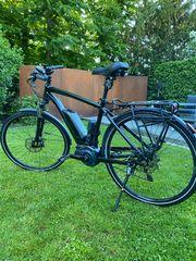 E-Bike neuwertig für Urlaub zu