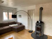 3 Zimmer-DG-Wohnung EBK Kaminofen Holzböden
