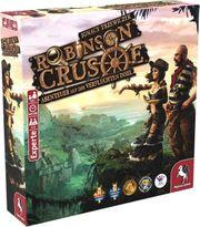 Robinson Crusoe Brettspiel