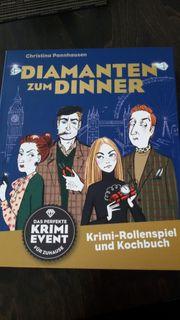 DIAMANTEN zum DINNER Krimi-Rollenspiel und
