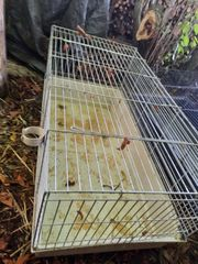 Kleintierkäfig zu verkaufen
