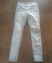 High West Jeans blau Gr