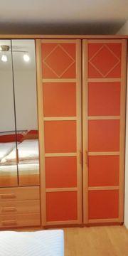 Schlafzimmermöbel zu verschenken