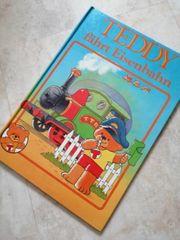 Teddy fährt Eisenbahn