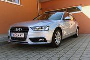 Audi A4 geringe Laufleistung