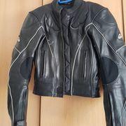 Gebrauchte Motorrad Lederjacke