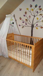 Babybett Kinderbett Natura von Pinolino