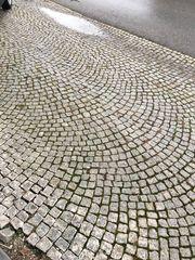Granitpflastersteine Plastersteine