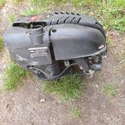 rasentraktor Motor sabo defekt