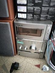 Sony mini anlage