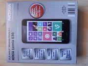 Smartphone Nokia Lumia 630 im