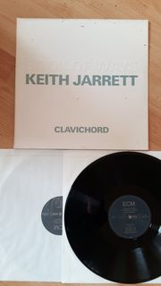 Keith Jarrett LP Book of