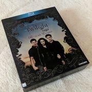Twilight Saga Collection auf Bluray