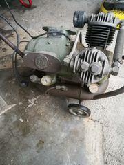 Kompressor Doppelkolbenmotor