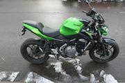 Kawasaki Z650 - neuwertig - Heckumbau