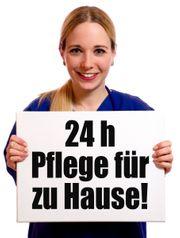 24h Pflege Betreuung zu Hause