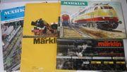 Alte Märklin Kataloge 1966 1973