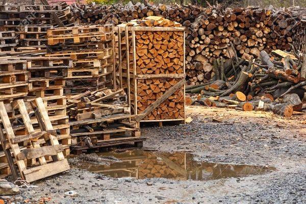 Brennholz Kaminholz Feuerholz