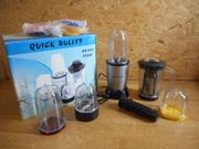 Quick Bullet - Standmixer - 11 Teile