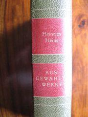 Heinrich Heine - Ausgewählte Werke