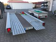Autotrailer Autoanhänger VERMIETG 3 0to