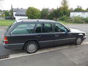 Privat sucht Mercedes W124 Kombi
