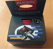 Klickfix Fahrrad Adapter