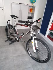 Mountainbike 26 Zoll Carbon-Rahmen