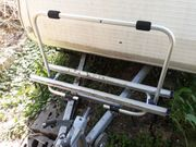 Deichselträger Fahrradträger für Wohnwagen