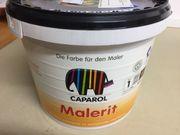 Hochwertige Wandfarbe Caparel Malerit ca