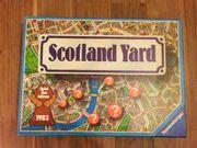 Scotland Yard Gesellschaftsspiel
