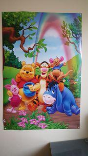 Winnie Puuh Set Bettwäsche Poster
