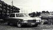 Hochzeitsauto Cadillac Bj 69