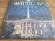 Independence Day Laserdisc US Version