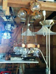 verschiedene Lampen