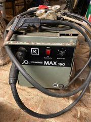Schweißapparat 380 V Schutzgas MIG-MAG
