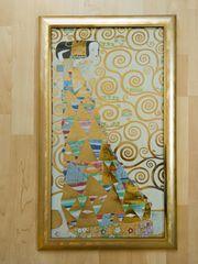 Gustav Klimt Die Erwartung komplett