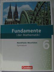 Fundamente der Mathematik 6 NRW