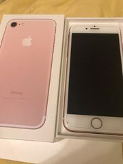 IPhone 7 Rose Gold 32