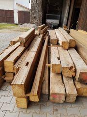 Alte Holzbalken