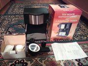 NEUER unbenutzter Kaffeeautomat Kaffeemaschine mit