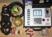 Megger MCT1605 Stromwandler-Prüfgerät mit Mehrfach-Stufenautomatik