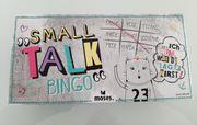 Small Talk Bingo - Familienspiel - NEUWERTIG