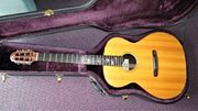 Meistergitarre Albert Müller S5 Custom