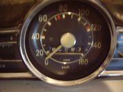 Mercedes Oldtimer Armarureneinheit-Instrumententafel-Kombiinstrument W 121