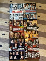 Grey s Anatomy DVDs