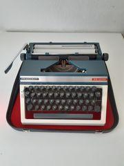 Reiseschreibmaschine Präsident