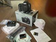 Neuwertige Canon EOS 5D Mark