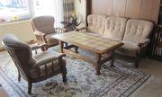 Supergünstig 2 Sessel und 3-Sitzercouch